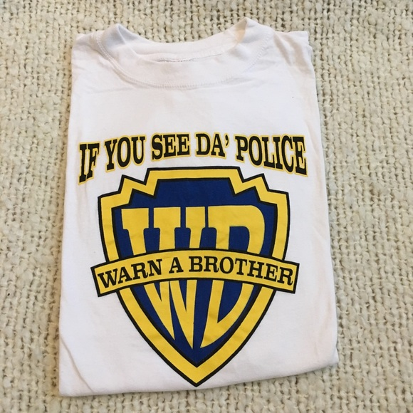 Other - Warn a brother t-shirt